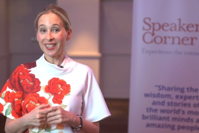 Noreena Hertz Interview At The Knowledge Guild