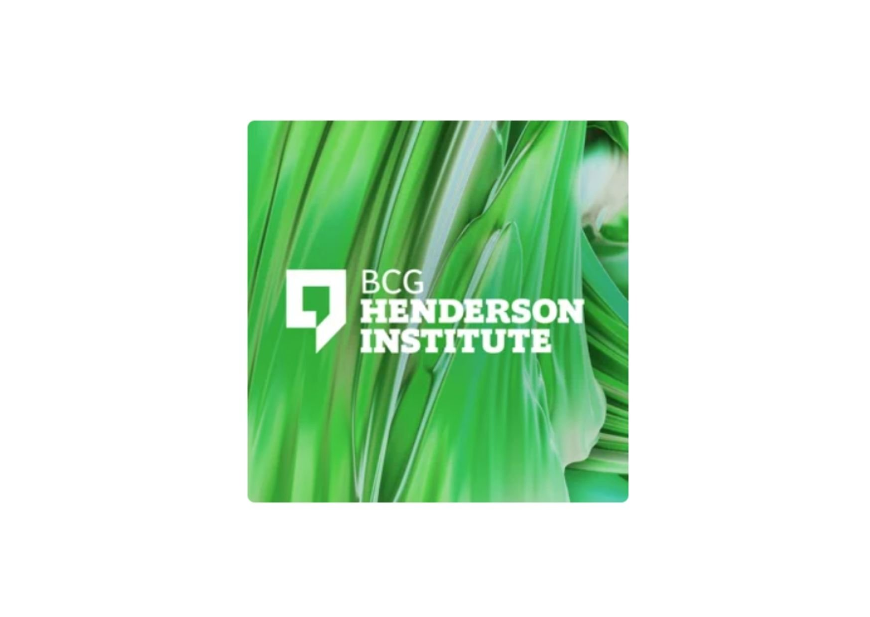 Noreena's Interview with Martin Reeves, BCG Henderson Institute
