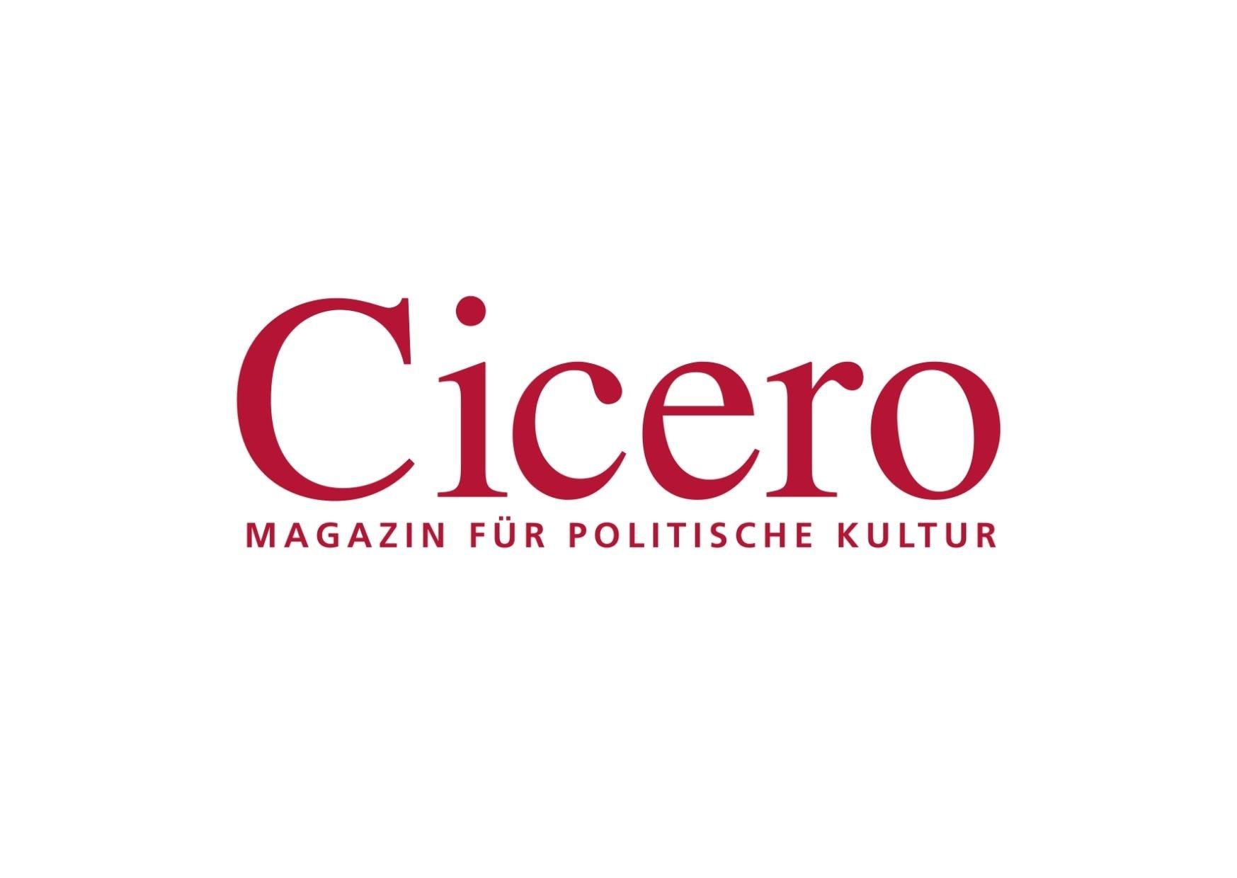 Noreena's Interview in Germany's Cicero Magazine