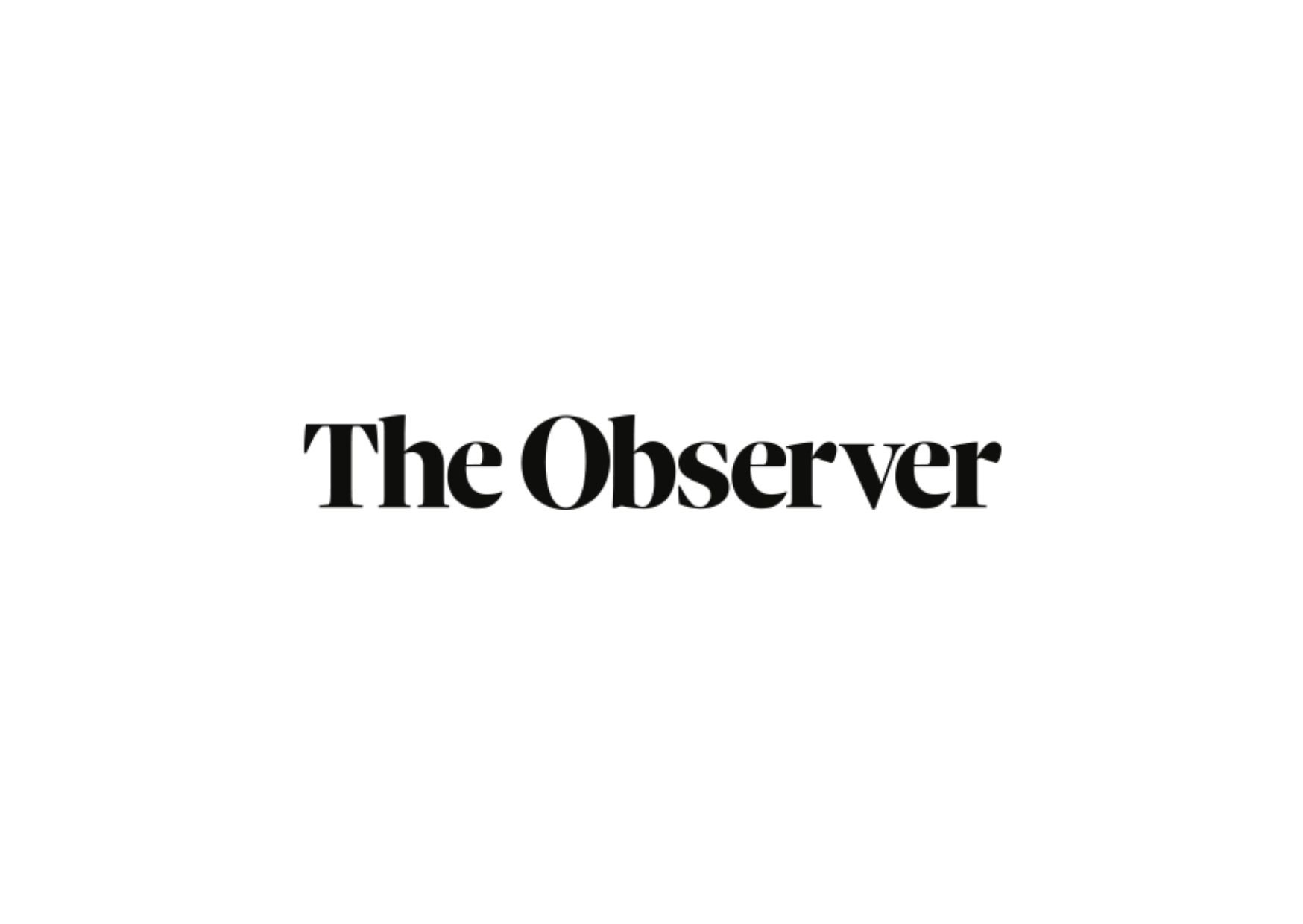 The Lonely Century featured in The Observer Magazine