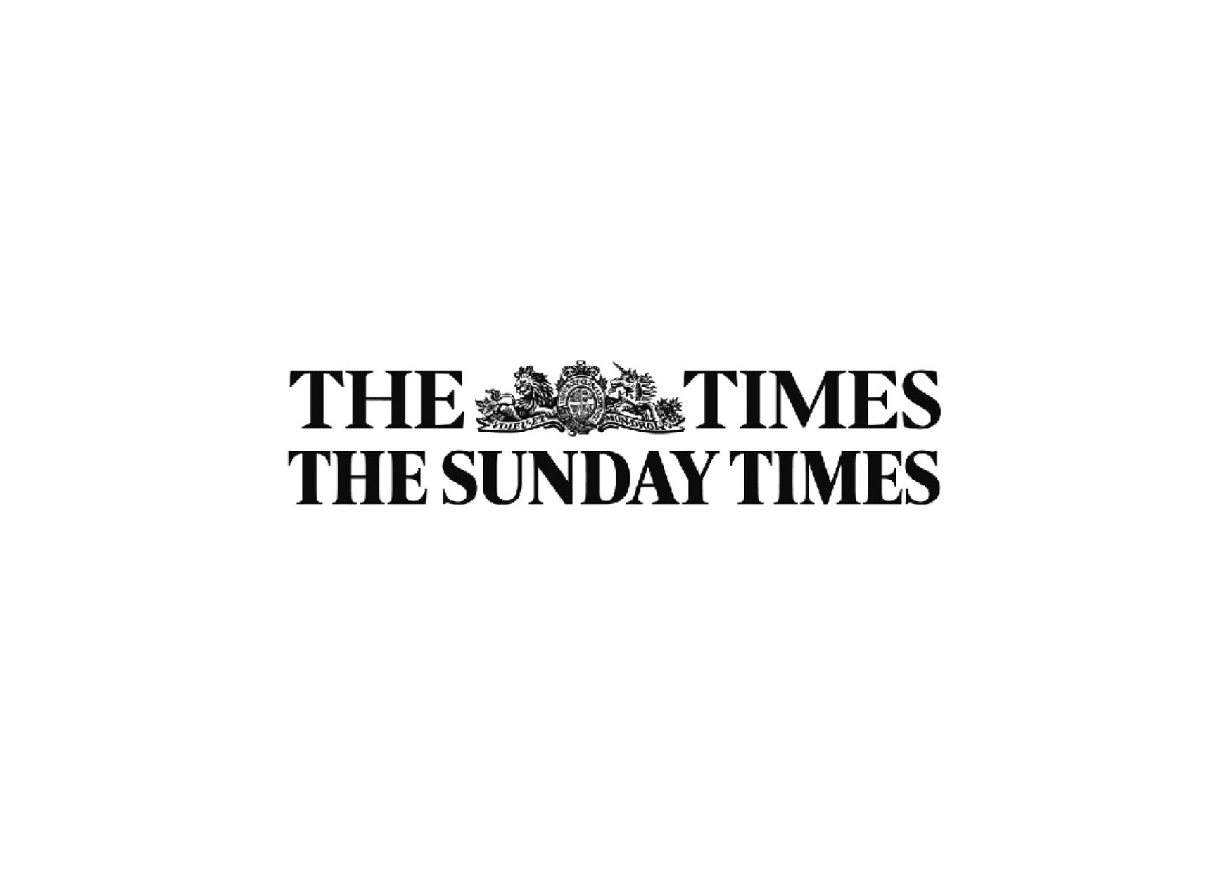 The Lonely Century featured in The Sunday Times
